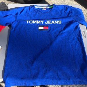 TOMMY JEANS men t shirt